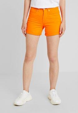Blendshe - BSBANNON BRIGHT - Jeansshort - vibrant orange