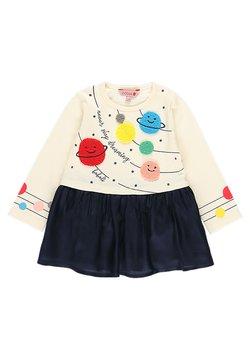 Boboli - Korte jurk - ecru