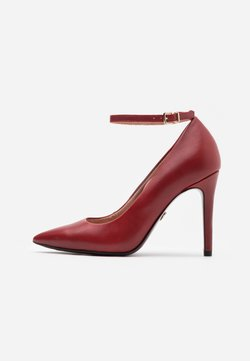 Tamaris Heart & Sole - High Heel Pumps - ruby