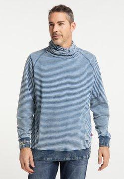 Pioneer Authentic Jeans - RED EDITION - Sweatshirt - indigoblue