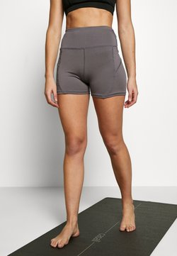 South Beach - BOOTY SHORT - Medias - smoky grey