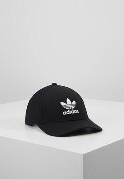 adidas Originals - BASE CLASS  - Lippalakki - black/white
