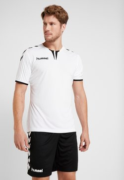 Hummel - CORE - Camiseta estampada - white