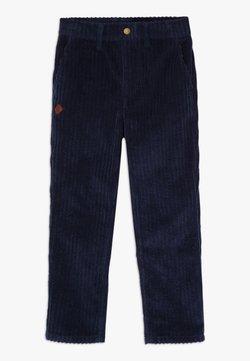 Ebbe - FAUSTINO TROUSERS - Pantalones - navy