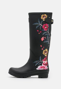 Tom Joule - WELLY PRINT - Kumisaappaat - black