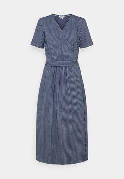 s.Oliver - Freizeitkleid - dark blue stripes
