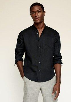 Mango - SLIM FIT  - Koszula - zwart