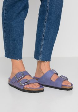 Birkenstock - ARIZONA - Chaussons - washed metallic violet