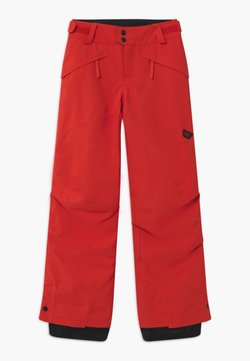O'Neill - ANVIL PANTS - Talvihousut - fiery red