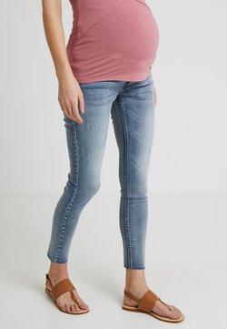Forever Fit - ANKLE GRAZER - Jeans Skinny Fit - vintage wash