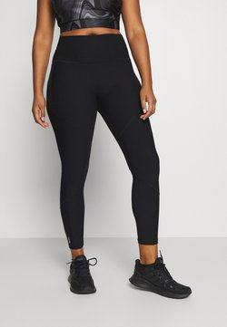 ONLY Play - ONPJANA TRAINING TIGHTS CURVY - Tights - black