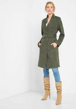 ORSAY - Trenchcoat - dunkles khaki