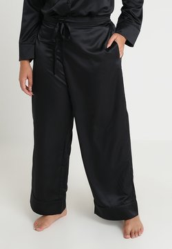 SAVAGE X FENTY - PLUS PAJAMA BOTTOM - Pantaloni del pigiama - black