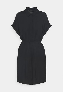 Vero Moda - VMSIMPLY EASY SHIRT DRESS - Blousejurk - black