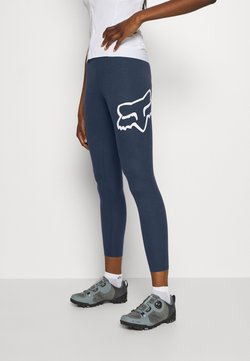 Fox Racing - ENDURATION LEGGING - Tights - blue/white