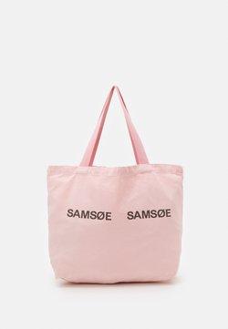 Samsøe Samsøe - FRINKA SHOPPER - Shoppingväska - powder pink