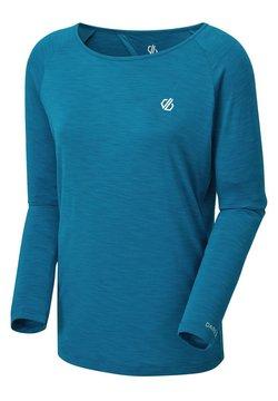 Regatta - PRAXIS  - Funktionsshirt - petrol blue