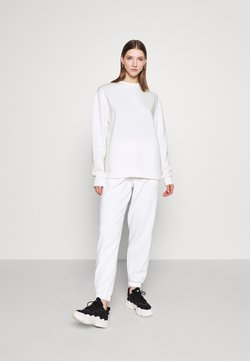 Topshop - SET - Sweatshirt - white