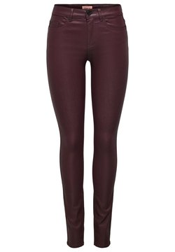 ONLY - ONLFHUSH MID ANK - Jeans Skinny Fit - port royale