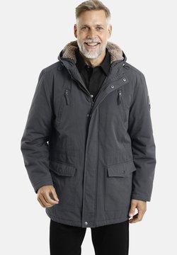 Jan Vanderstorm - Winterjacke - dunkelgrau