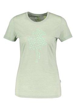Meru - NARVIK - T-Shirt print - hellgrün (408)