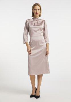 usha - Cocktailkleid/festliches Kleid - taupe