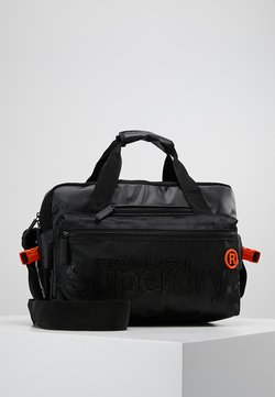Superdry - FREELOADER LAPTOP BAG - Notebooktasche - black