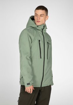 Protest - Snowboardjacke - green spray