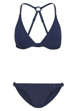 s.Oliver - TRIANGEL SET - Bikini - navy
