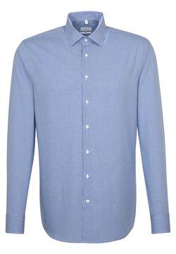 Seidensticker - SLIM FIT - Hemd - blue