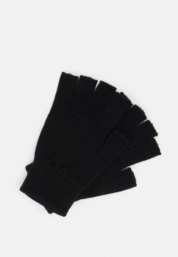 Pier One - Kurzfingerhandschuh - black