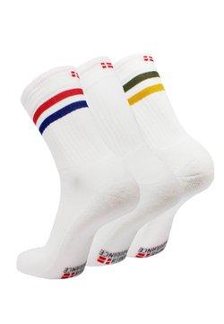 Danish Endurance - 3 PACK - Sokken - white
