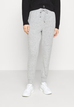 Dorothy Perkins - BRUSHED JOGGER - Jogginghose - grey