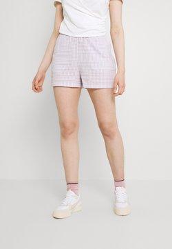 Envii - ENMUSTARD - Shorts - violette