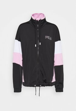 Fila - LACI JACKET - veste en sweat zippée - black