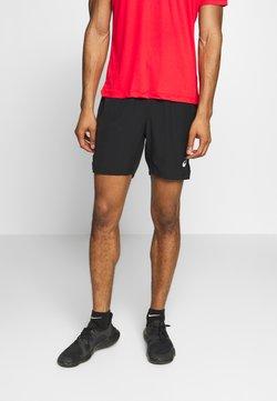 ASICS - 2-IN-1 SHORT - Pantalón corto de deporte - performance black