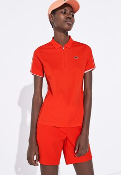 Lacoste Sport - PF5209 - Poloshirt - rouge / blanc