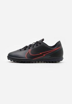 Nike Performance - MERCURIAL VAPOR 13 CLUB TF - Fotballsko for kunstgress - black/dark smoke grey