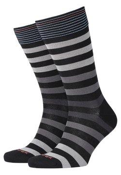 Burlington - BLACKPOOL - Socken - black
