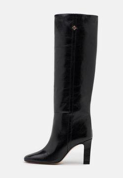 sandro - High Heel Stiefel - noir