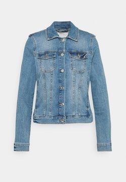 TOM TAILOR DENIM - EASY JACKET - Veste en jean - used light stone blue denim