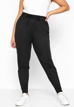 Yours Clothing - Jogginghose - black