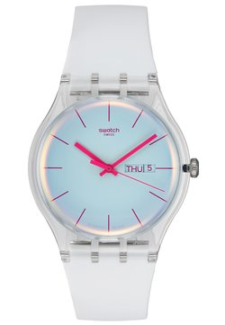 Swatch - POLAWHITE - Montre - weiss/bunt