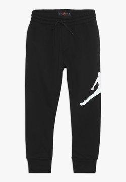 Jordan - JUMPMAN LOGO PANT - Trainingsbroek - black