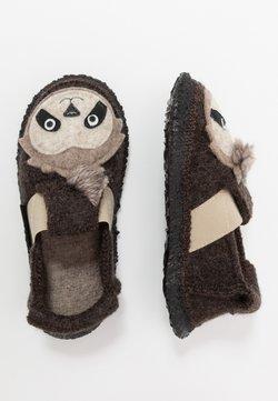 Nanga - SHAGGY SLOTH - Chaussons - braun