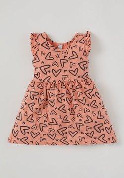 DeFacto - Vestido informal - orange