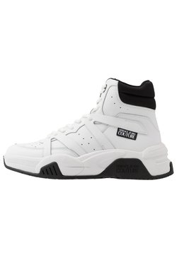 Versace Jeans Couture - Sneaker high - bianco ottico