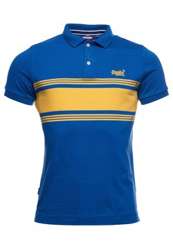Superdry - Poloshirt - true blue