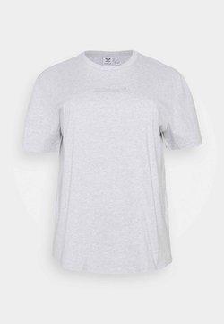 adidas Originals - T-shirt basic - light grey heather