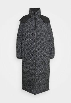 KARL LAGERFELD - REVERSIBLE COAT - Doudoune - black/white